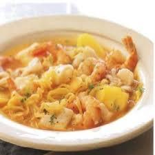cuisine soupe de poisson soupe de poisson méditerranéenne recettes de cuisine grècque