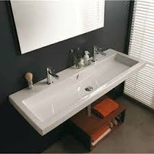 wall hung trough sink befon for