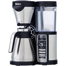 Pumpkin Spice Latte K Cups Walmart by Ninja Coffee Bar With Auto Iq And Thermal Carafe 4 Brew Types