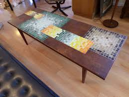 coffee tables ideas impressive mosaic tile coffee table projects