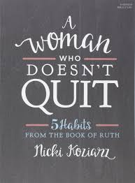Best Seller Woman Who Doesnt Quit Habits Product Image