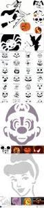 Frankenstein Pumpkin Stencil Free by Best 25 Easy Pumpkin Stencils Ideas On Pinterest Halloween