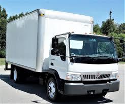 100 International Box Truck 2006 CF500 Citystar Cab Over 16 PRE