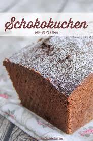 klassischer schokoladenkuchen einfach aber einfach lecker