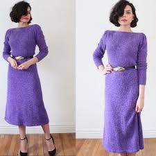 Shop Fuzzy Sweater Dresses On Wanelo
