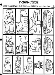 FREE Goldilocks And The 3 Bears Pack With Crafts