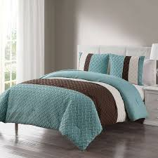 Nursery Beddings Brown And Aqua Blue Bedding Plus Teal And Brown