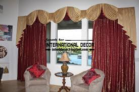 Classic Country Curtains For Dining Room Burgundy