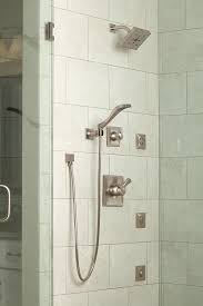 Delta Dryden Faucet Polished Nickel by Delta 55051 Ss Dryden Wall Mount Handshower Stainless Hand Held