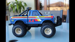 100 Rc Truck 4x4 The Best RC Ever Made RadioShack Offroader YouTube