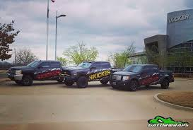100 Wrapped Trucks Our Friends Over At Kicker Got Two More Trucks Wrapped To