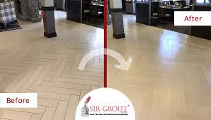 City Tile And Flooring Murfreesboro Tn by From Shabby To Spotless A Renowned Bank U0027s Tile Floor In Franklin