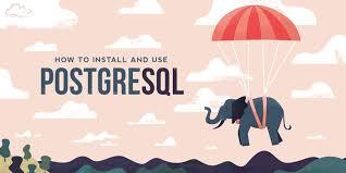 how to install and use postgresql on ubuntu 14 04 digitalocean
