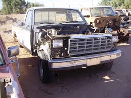 100 Ford Truck 1980 F150 80FT4605C Desert Valley Auto Parts