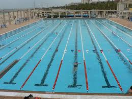 Image Of Half Olympic Size Swimming Pool
