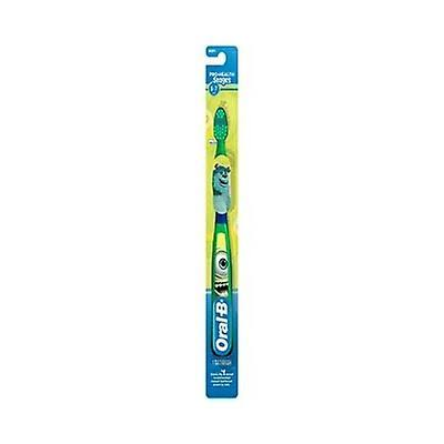 Oral-B Stages 3 Monsters Soft Toothbrush - 5-7 Years