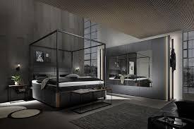 himmelbetten aus holz metall in schwarz schöner wohnen