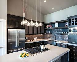 lighting a kitchen island attractive hanging lights in