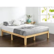 King Size Platform Bed For Less