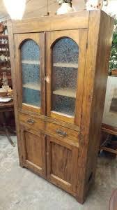 Antique Pie Safe – Modified – Beautiful Cupboard Cabinet – WOW