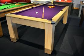 signature exeter pool dining table all finishes 6ft 7ft pool table