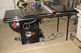 sawstop tablesaw power tools wood talk online