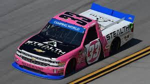 100 Jayski Trucks 2017 NASCAR Camping World Truck Series Paint Schemes Team 33