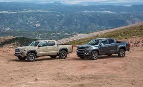 2017 Chevrolet Colorado 4WD Vs. Honda Ridgeline AWD | Comparison ...
