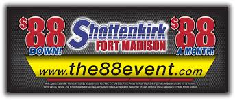 Shottenkirk In Fort Madison, IA | Quincy, Burlington And Keokuk ...