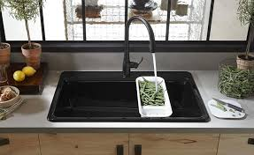 kohler riverby undermount kitchen sink cast iron sinks guide the kitchen sink handbook