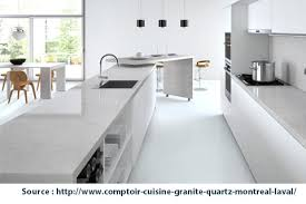 comptoir cuisine montreal un comptoir de cuisine dernier cri centris ca