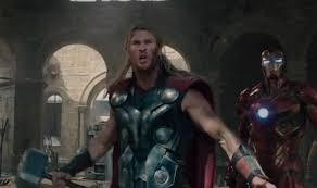 Avengers Age Of Ultron 3rd Trailer Iron Man Against Thor Hulk Versus Hulkbuster
