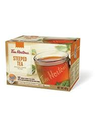Keurig Tim Hortons Steeped Tea Pods 12 Pk