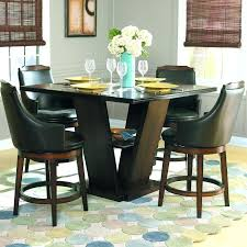 Countertop Dining Room Sets Counter Height Table With Bench