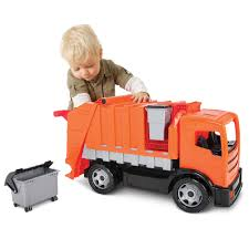 The Compacting Garbage Truck - Hammacher Schlemmer
