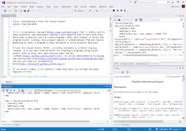 Introducing R Tools for Visual Studio