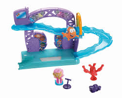 Dora Kitchen Play Set Walmart by Amazon Com Fisher Price Bubble Guppies Rock And Roll Stage Toys