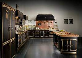 rückwand der küche in kupfer gestalten 20 ideen für den