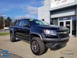 100 Used Trucks Clarksville Tn Certified PreOwned 2018 Chevrolet Colorado ZR2 4D Crew Cab In