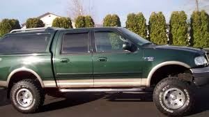 2001 Ford F-150 Crew Cab XLT Green Enumclaw V2381A - YouTube 2001 Ford F 250 Lariat 73 Crew Cab Diesel Pickups For Sale F150 Xlt Supercab 4x4 In Dark Highland Green Metallic Questions Are The Taillights Wired To Highbeam F150will 1999 Heritage Super Specs Photos Amazing 2002 Engine Diagram Heres Some Diagrams For People With Special Ford Duty Xlt 7 3l Xcab Lifted Red Utah 150 Fuel Maverick Custom Suspension Lift 5in Brake Line Automotive Wiring Car Truck 4 6l Engine Diagram Check Transmission Tail Light Wire Center Truck F700 Http