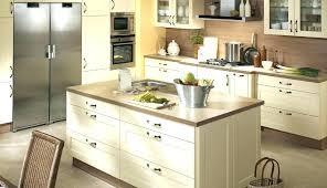 cuisine ikea beige ilot centrale cuisine but cuisine ikea beige mat catalogue photos