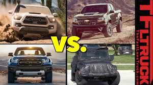 Drafting The Best Off-road Midsize Truck: TFL Fantasy Truck League ...