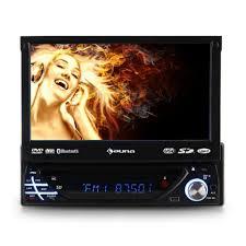 auna autoradio dvd cd mp3 usb sd aux 7 touchscreen bluetooth mvd 220 kaufen otto