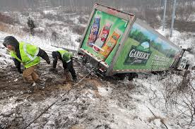 100 Truck Farms Garelick Truck Crashes Off I495 In Milford Is Recovered