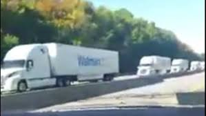 VIDEO: Truck 'phenomenon' On Va. Interstates Leaves Man Wondering If ... Mack Rs700 Truck Convoy Ats Mod American Simulator Boot Screen With The Wallpaper From Movie In Park 2017 Truckerplanet Ikaalinen Finland August 10 Renault Trucks T Ghostrider Epic Convoy Delivers Feed To Drought Stricken Regions Western Magazine Special Olympics Delaware 2013 Nova Scotia Lead And Bike Fundraising How Does It Work The Worlds Longest Truck Convoy In Hd Youtube Tmc Participates Of Iowa Rubber Duck 1978 By Captainkman On Deviantart Ldv 400 Lwb 25 Diesel Recovery Basildon Essex