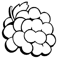 Fruit And Vegetables Coloring Pages