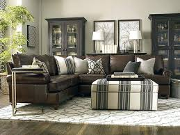 Light Brown Couch Living Room Ideas by Leather Living Room Ideas A Large Formal Living Room With A Large