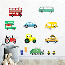 Cartoon 3D Trucks Tractors Cars Color Wall Sticker For Kids Play ... Color Bus On Truck And Cars Cartoon For Kids Fun Colors Truck Drawing At Getdrawingscom Free Personal Use Illustration Trucks Vehicles Machines Stock Seamless Pattern Made Cartoon Cars Trucks Vector Image Car Ricatures Cartoons Of Motorcycles Development The Yellow Excavator 627 Monster Cliparts And Royalty Tow Adventures Service Mercedesbenz Vehicle Vans Images Of Group 69
