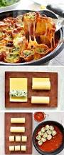 Pumpkin Hummus Recipe Mkr by Baked Spinach And Ricotta Rotolo Recipetin Eats