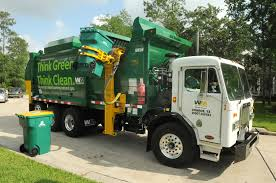 100 Waste Management Garbage Truck Adding Cleaner Naturalgas Vehicles Houston